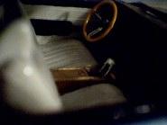 1971 Buick GSX, interior